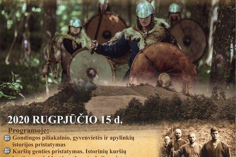 Gyvosios istorijos diena-festivalis GĪVA GONDINGA