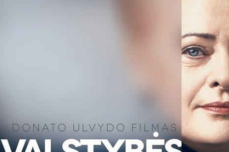 """Donato Ulvydo kino filmas ,,Valstybės paslaptis""""."""