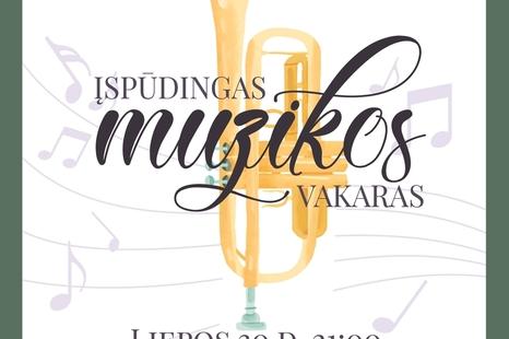 XVII-asis orkestrų festivalio atidarymas