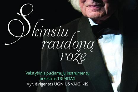 Algimanto Raudonikio 85 - mečio jubiliejinis koncertas